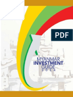 Myanmar Investment Guide 2014 MIC - Myanmar Investment Guide 2014 (MIG2014)_web