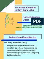 Determinan Kematian Ibu