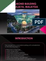 Diamond Building Putrajaya, Malaysia
