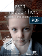 [Barnardos Free Docs.]Poverty Executive Summary