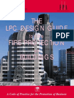 LPC Fire Protection Design Guide