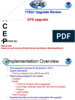 GFS Implementation Q1FY15 Review v4