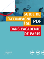 Guide Accompagnement Educatif