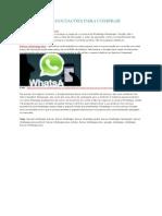 Google Em Negociações Para Comprar Whatsapp