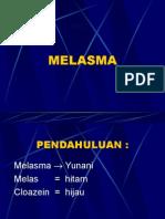 Melasma Pigmentary