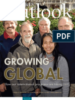 Growing Global - CA&ES Outlook - Spring 2009