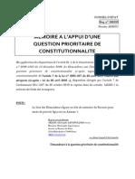 Aéroport de Toulouse - Monopole de fait (Question prioritaire de constitutionnalité, 26 mars 2015)