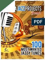100 Top Jazz Standard Lyrics
