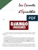 Les Carnets d'Épiméthée – Avril 2015
