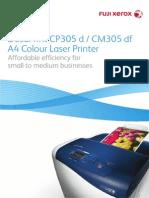 DocuPrint 305 Series - Web Brochure V2_28ed