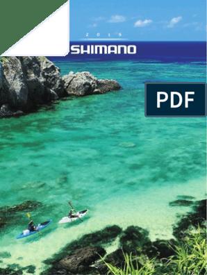Shimano 2015 Export | Fishing Rod | Nature