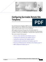 Configuring Survivable Remote Site