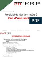 Présentation OpenErp (Odoo)