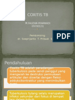 coxitis