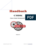 Canon Hacker Development Kit 14007