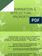 Descrimination& Intelectual Property.ppt