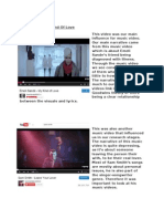 Video Influences