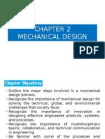 Chapter 2 - Mechanical Design