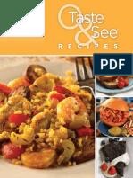 Taste See Recipes Diabetes