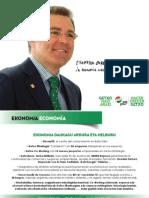 La economía nos ocupa y nos preocupa en Getxo