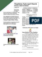 Newsletter February 2010.DocTEST7