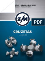 Catalogo Cruzetas 2012