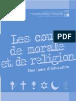 Morale Et Raligion
