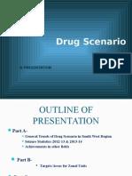 Drug Scenario in India