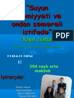 Damlada heyat_aksiya