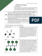 p1 explain how networks communicate
