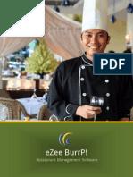 BurrP Brochure