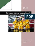 Combate Contra Incendio AB