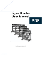 Jaguar III User Manual