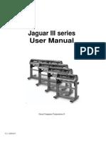Jaguar III User Manual
