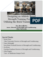 Brick Training Method Powerpoint