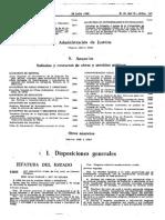 Ley Organica 7:1980