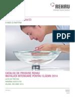 Sisteme de Instalatii - Lista de Preturi 2014