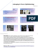 Diagnostic Neuroimaging in Neuro-Ophthalmology