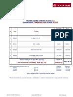 Pachet Clas System 24 Si Boiler BCH 160 Aug12