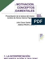 GARCIA FIGUEROA Motivación Conceptos Fundamentales  (JCSC-PROFA 2012).ppt