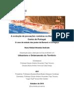 Evolução de povoações costeiras - caso de estudo de Esmoriz e Cortegaça