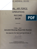 Assumed Missing Reported Buried as Published 23 March 2015