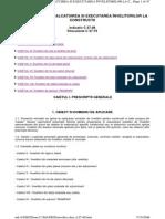 c 37-88 Normativ Pentru Alcatuirea Si Executarea Învelitorilor La Constructii