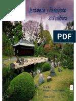 Jardineria Paisajismo Sostenibles