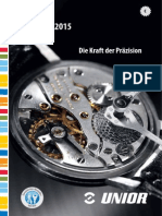 Unior Produktkatalog Brutto 2015 (low resolution)