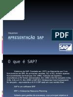 Apresentação SAP