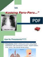 Penyuluhan Pneumonia