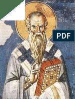 Acatistul Sfantului Clement Episcopul Romei - Un Crestin