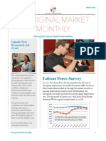 Market Monthly Newsletter - March 2015