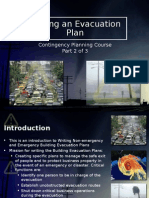 Making an Evacuation Plan 3